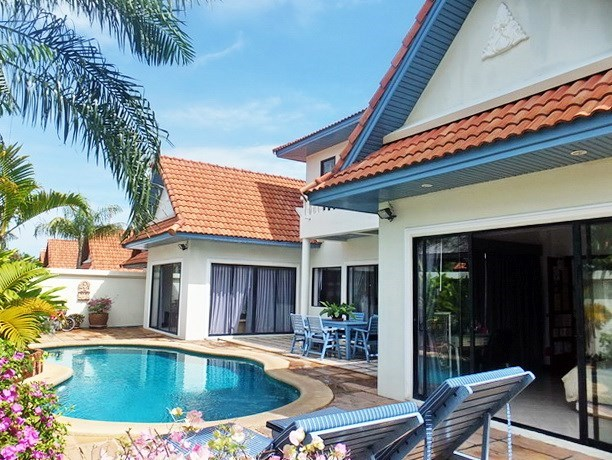 House for rent Jomtien at View Talay Villas