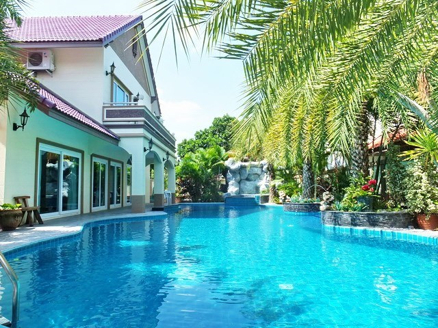 House for rent Mabprachan Pattaya